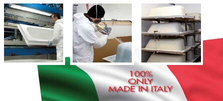 Remail - Vasca e doccia 100% made in Italy